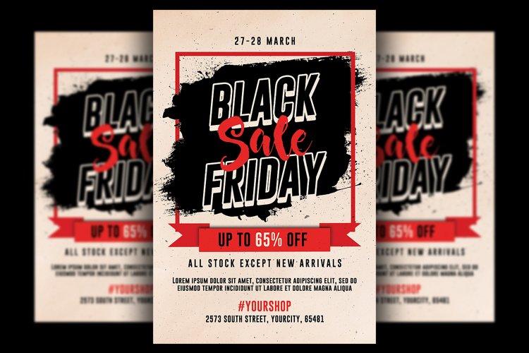 Black Friday Flyer Template 378801 Flyers Design Bundles