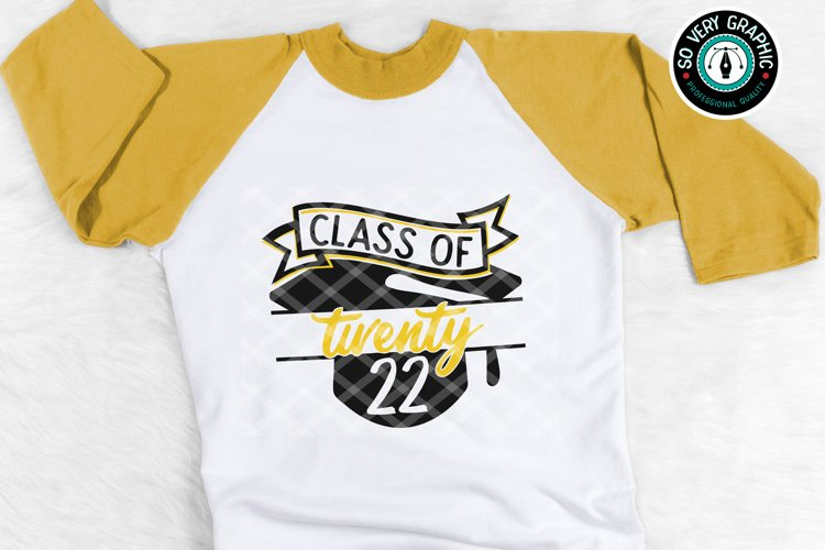 Class of 2022 Graduation Cap SVG Cut File