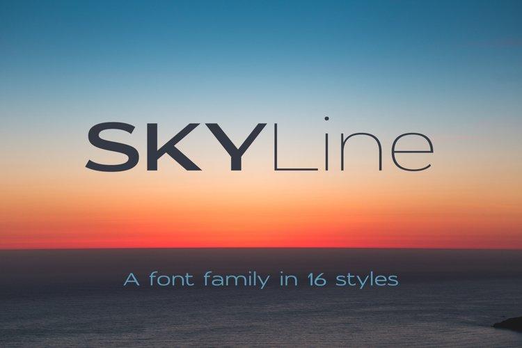 Skyline example image 1