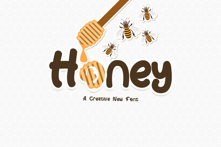 Honey example image 1