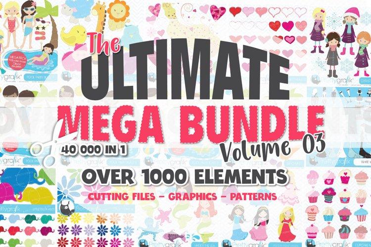 Ultimate Craft Bundle | svg | graphics | sublimation |Vol.03