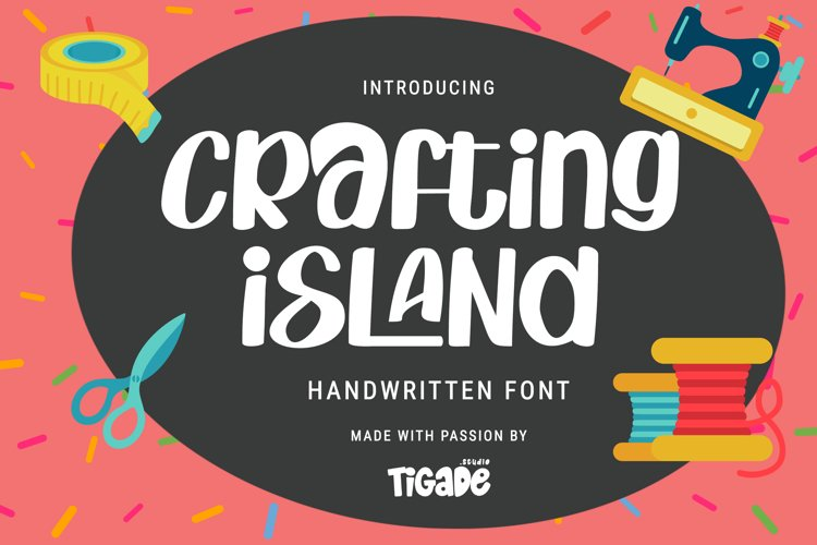 Crafting Island example image 1