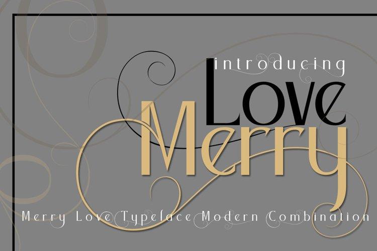 Merry Love example image 1