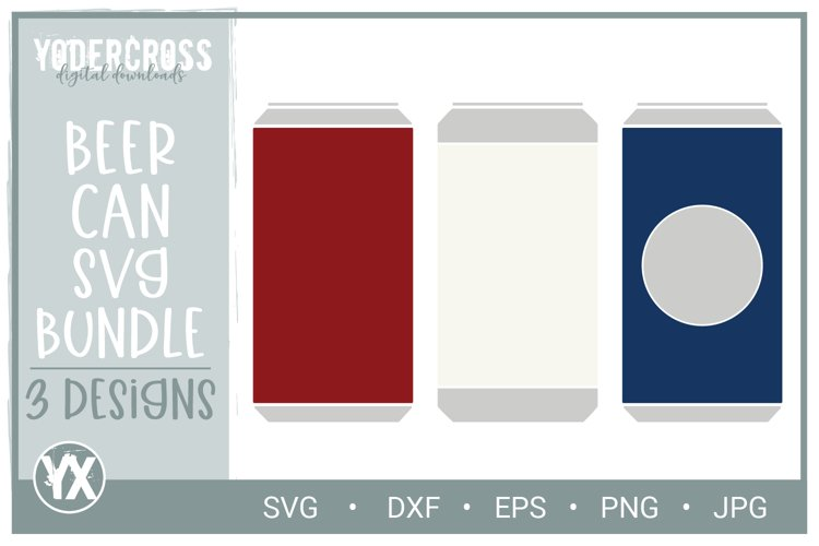 Beer Soda Can Clipart SVG example image 1