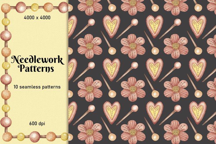 Needlework Patterns example image 1