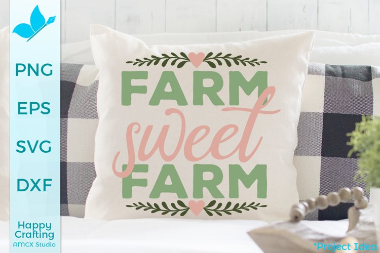Farm Sweet Farm - A Pretty Country Craft File example image 1