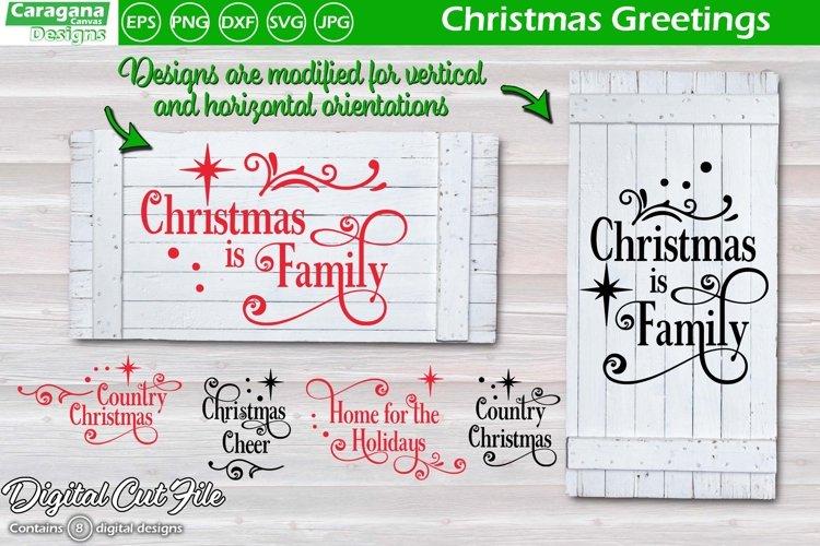 Christmas Greetings example image 1