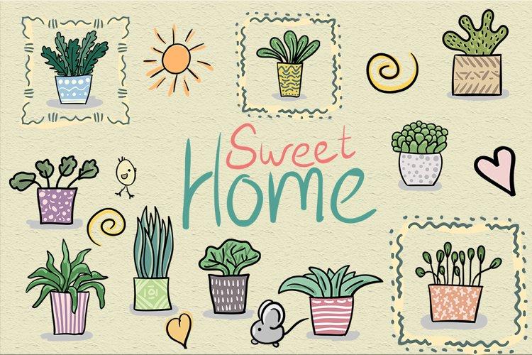 Sweet home set
