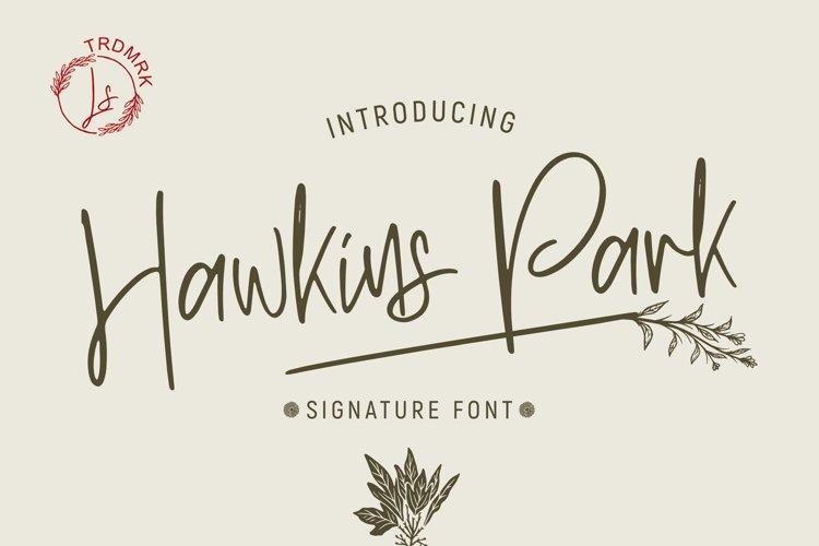 Hawkins Park example image 1