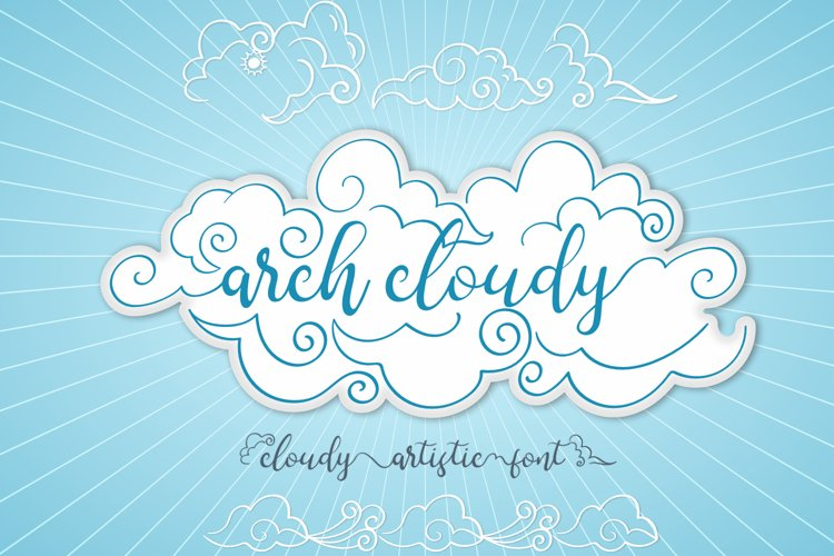 Arch Cloudy example image 1