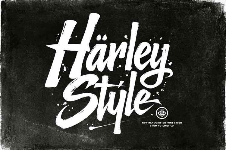 Harley style example image 1