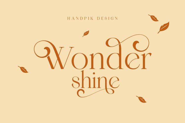 Wondershine example image 1
