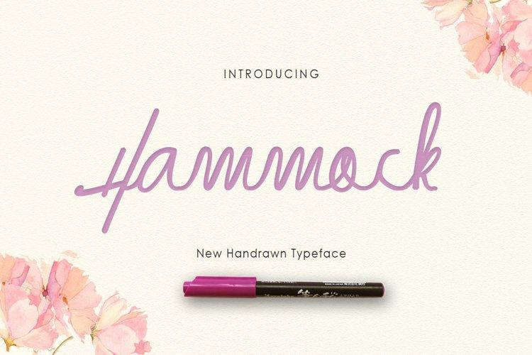 Hammock example image 1