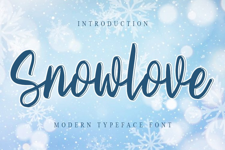 Snowlove example image 1