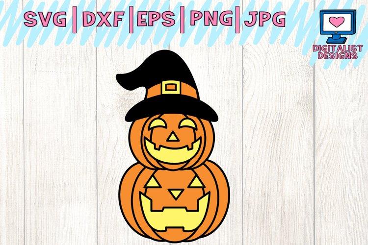 halloween, pumpkin, fall, witch, jack o lantern, svg example image 1