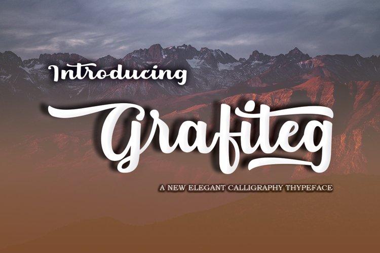 Grafiteg script example image 1