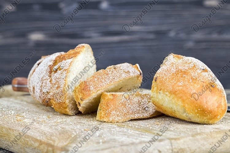 fresh and warm bread example image 1