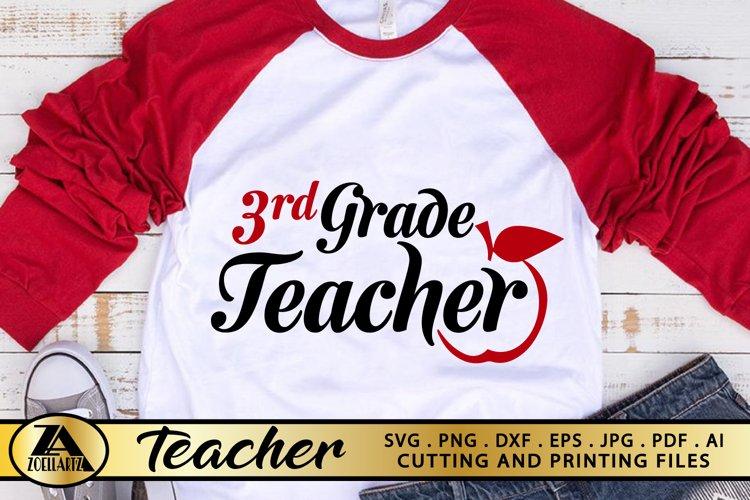 Teacher SVG PNG EPS DXF Teacher Quote SVG Teacher Life SVG example image 1