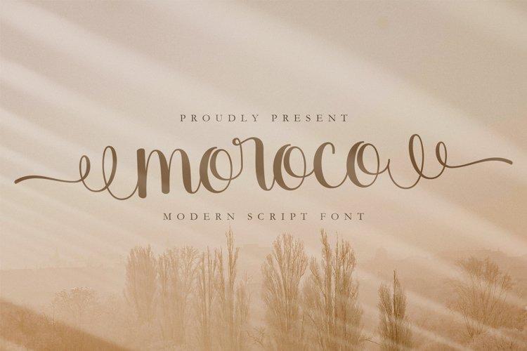 Moroco example image 1