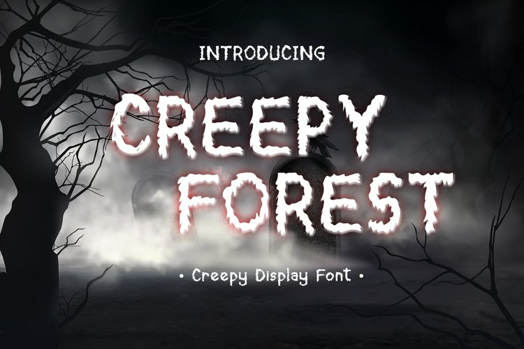 Creepy Forest example image 1