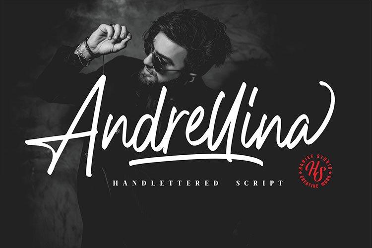 Andrellina Signature example image 1