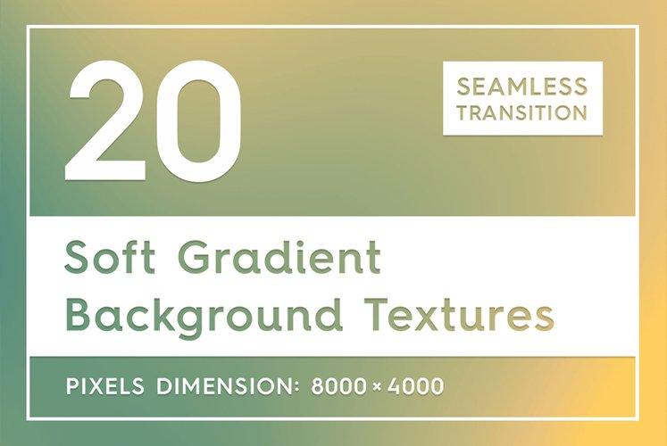 20 Soft Gradient Background Textures example image 1