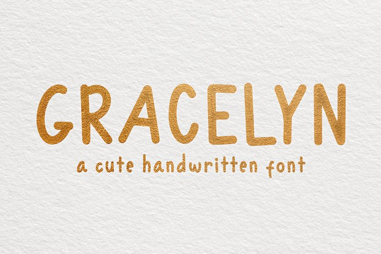Gracelyn Hand example image 1