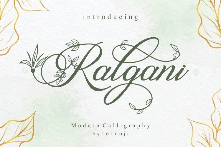 Ralgani example image 1
