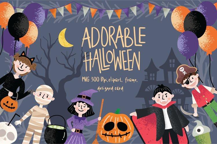 Adorable Halloween example image 1