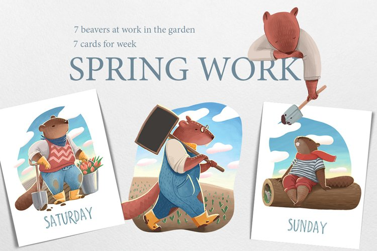 Spring Work example image 1