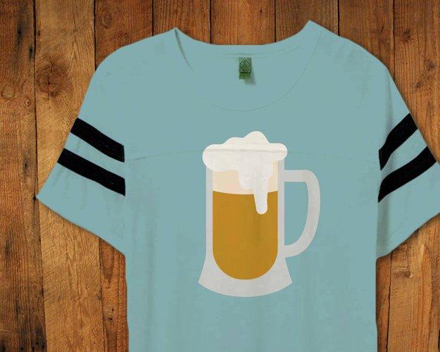Beer Mug SVG File Cutting Template