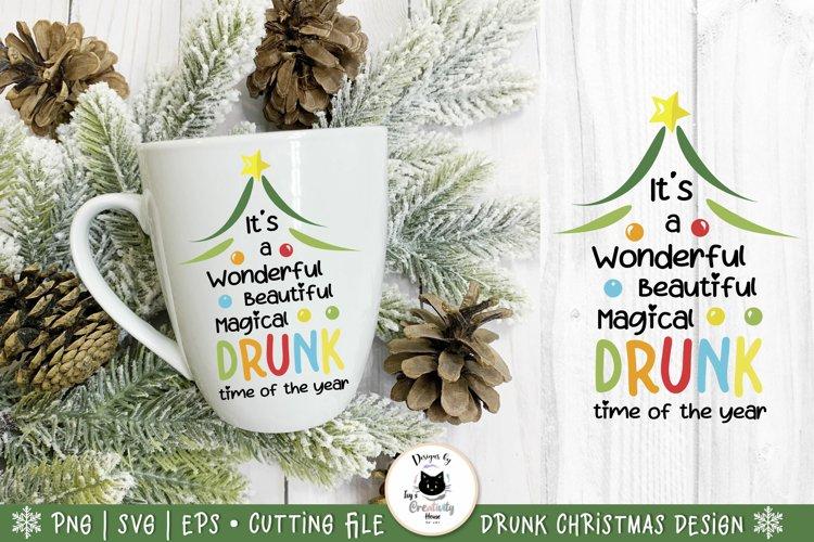 Sarcastic Christmas SVG File   Drunk Funny Christmas SVG