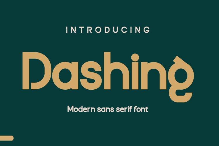 Dashing example image 1