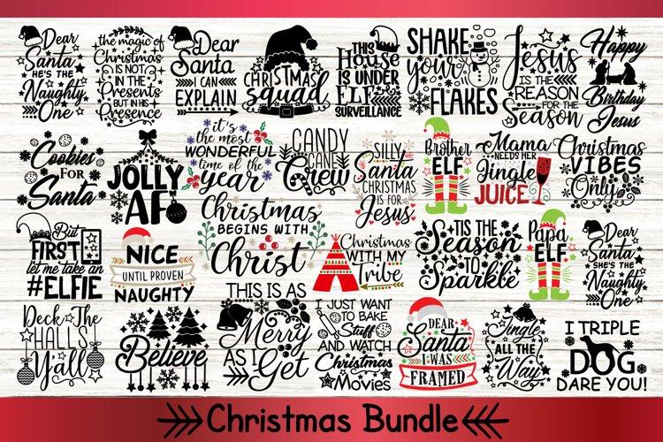 Christmas Bundle Svg Volume 2, Merry Christmas Svg, Holiday