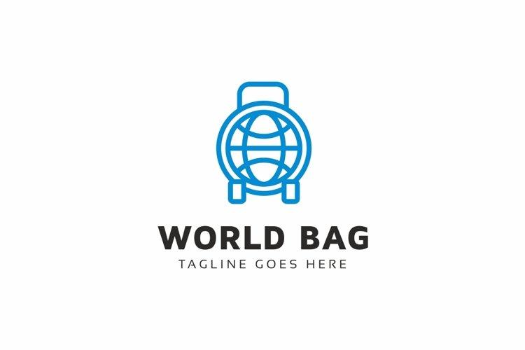 World Bag Logo example image 1