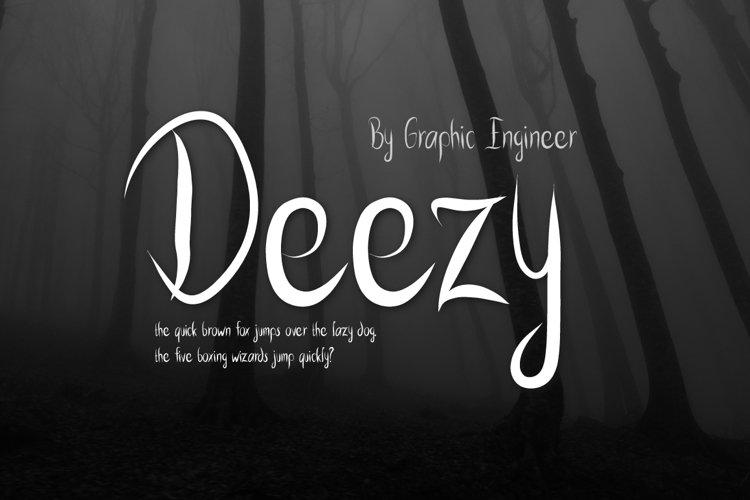 Deezy example image 1