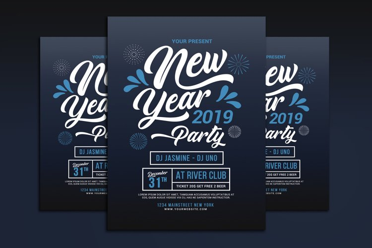 New Year Party example image 1