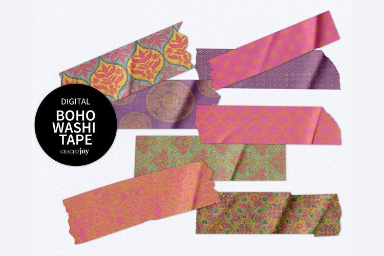 Boho inspired Washi Tape example image 1