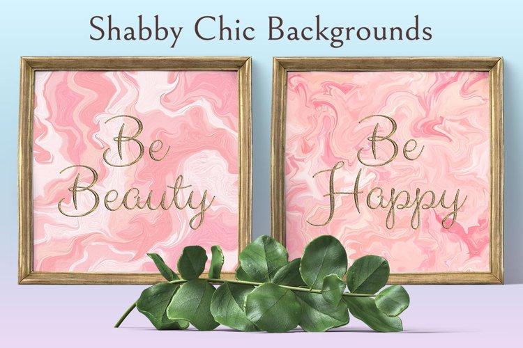 Shabby Chic Backrounds example 1