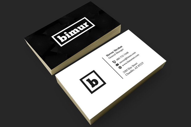 Creative Business Card 15 example image 1