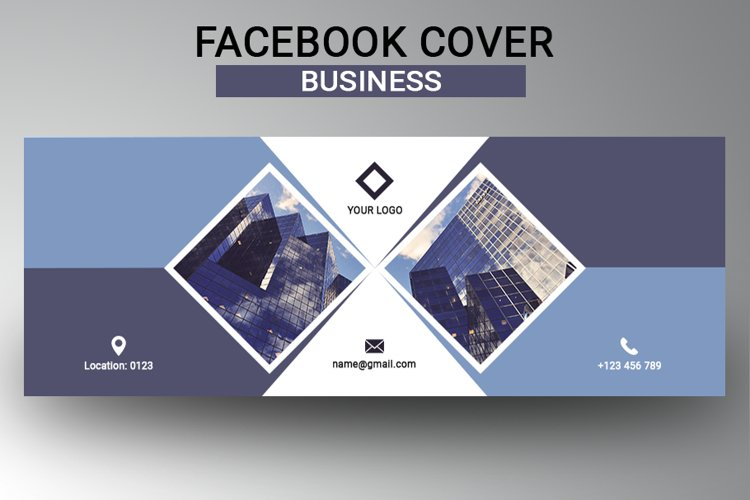 Business Facebook Cover example image 1