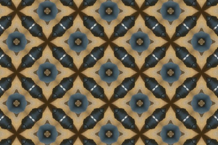 abstract geometric pattern for background