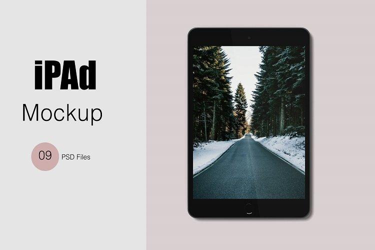 iPad Mockup example image 1