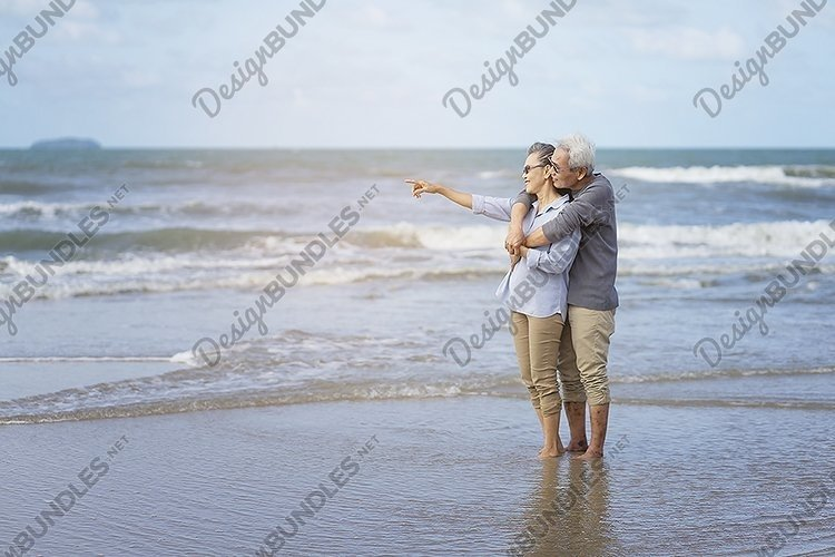 retirement planning, couple senior example image 1