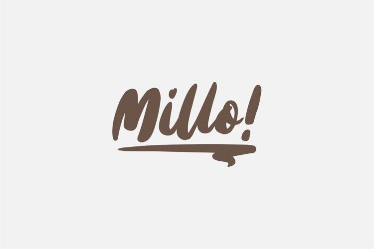 MILLO Script example image 1