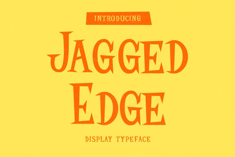 Jagged Edge example image 1