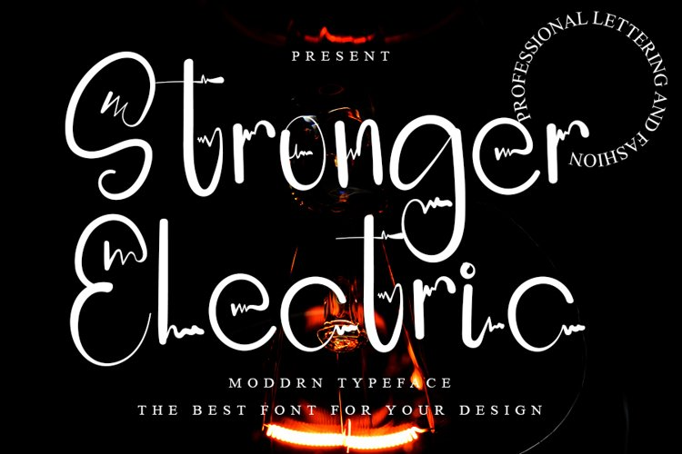 Stronger Electric example image 1