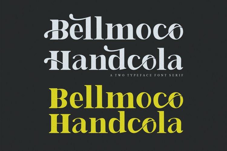 Bellmoco Handcola example image 1