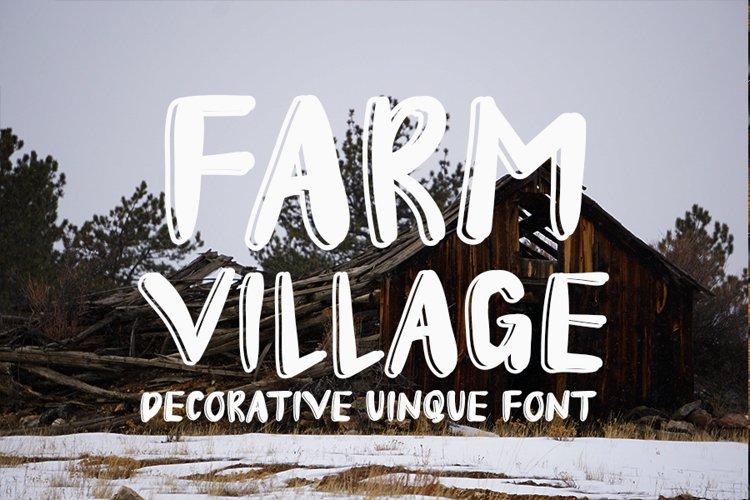 Farm Village example image 1