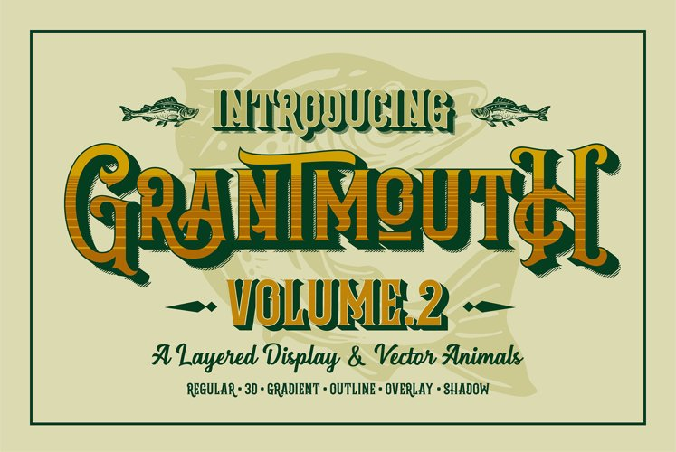 Grantmouth Vol.2 Extras example image 1